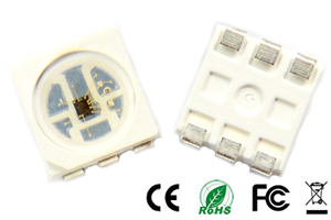 NS107S HD107S LC8823 APA107 LEDs