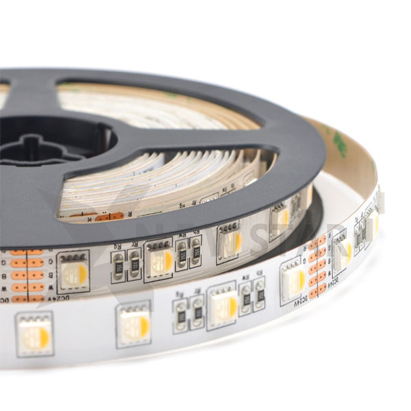 SMD5050 60LEDs 4IN1 RGBW LED Strip