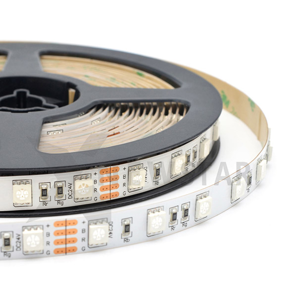 5050SMD 60LEDs/m RGB LED Strip