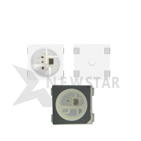 SK6812-5050 RGB Addressable LED Chip