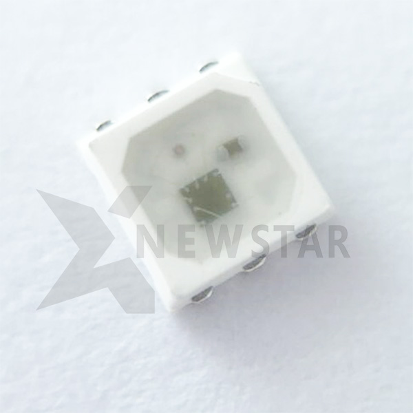 WS2813-3535 RGB Addressable LED Chip