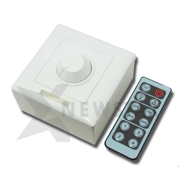 DC12-24V 8A Dimmer with Remote