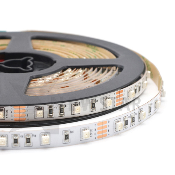 SMD3528 RGB 60LEDs/m LED Strip