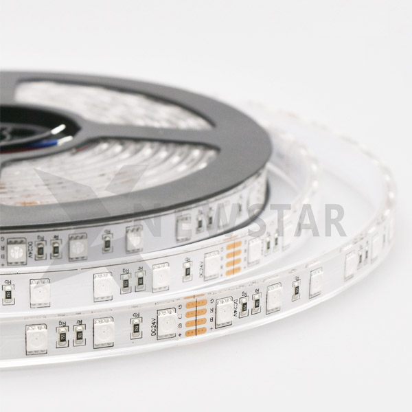50m/roll RGB DC24V IP68 LED Strip