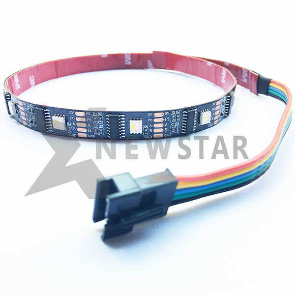 DMX512 RGBW Addressable LED Strip