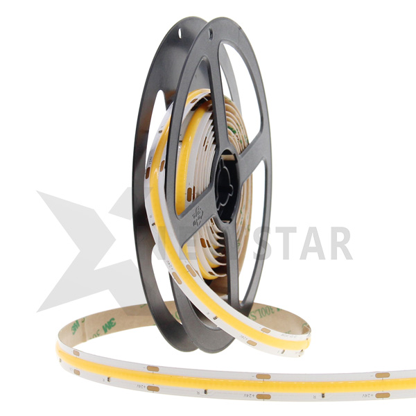 5mm-10mm flexible COB LED Strips