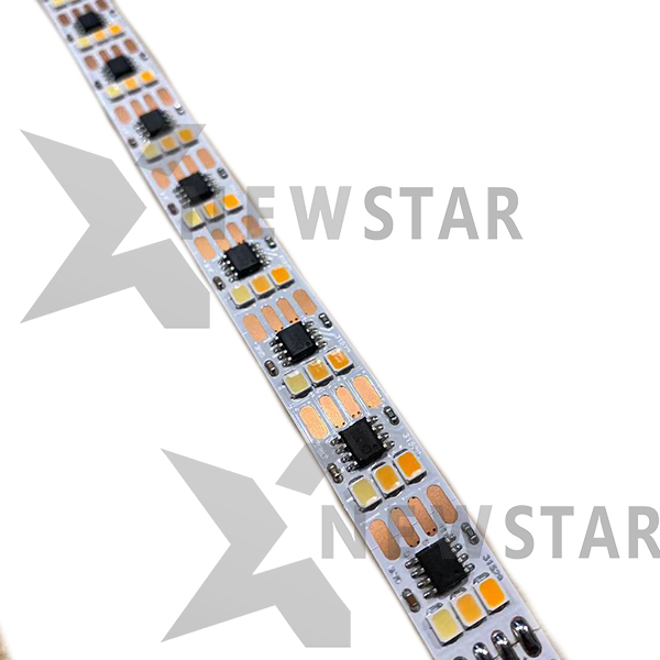 DC12V Digital 2835SMD 180LEDS/M White GS8208 LED Strips